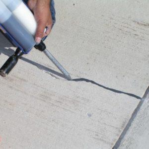 Systemy iniekcji betonu i posadzek