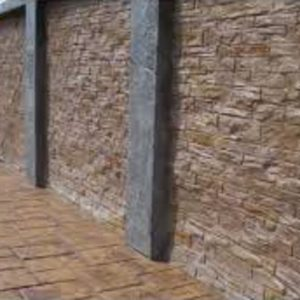 Duropress – beton stemplowany, odciskany
