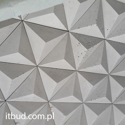 Przykład zastosowania materiału beton architektoniczny GRC, itBUD