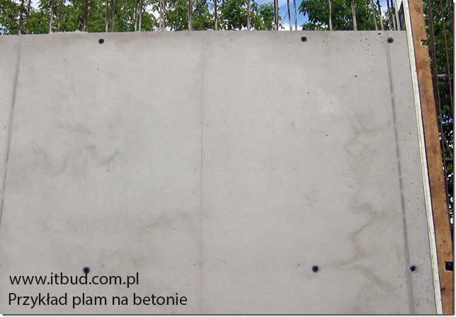 Prezentacja beton architektoniczny plamy
