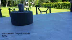 Prezentacja Mikrocement Grigio Futura M itBUD