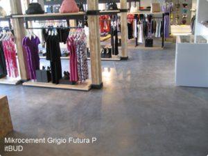 Prezentacja Mikrocement Grigio Futura P itBUD