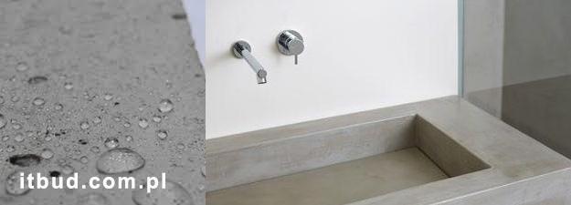 zabezpieczenie betonu architektonicznego