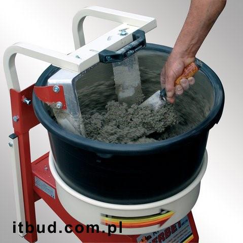 mieszanie betonu