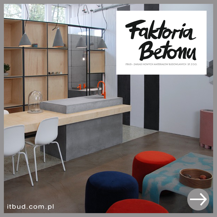 Showroom Faktorii Betonu