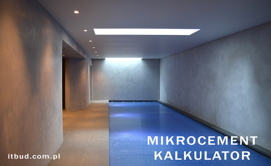 mikrocement kalkulator