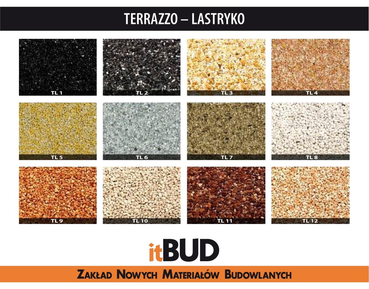 Podłogi Lastryko Terrazzo