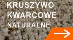 KRUSZYWO KWARCOWE NATURALNE