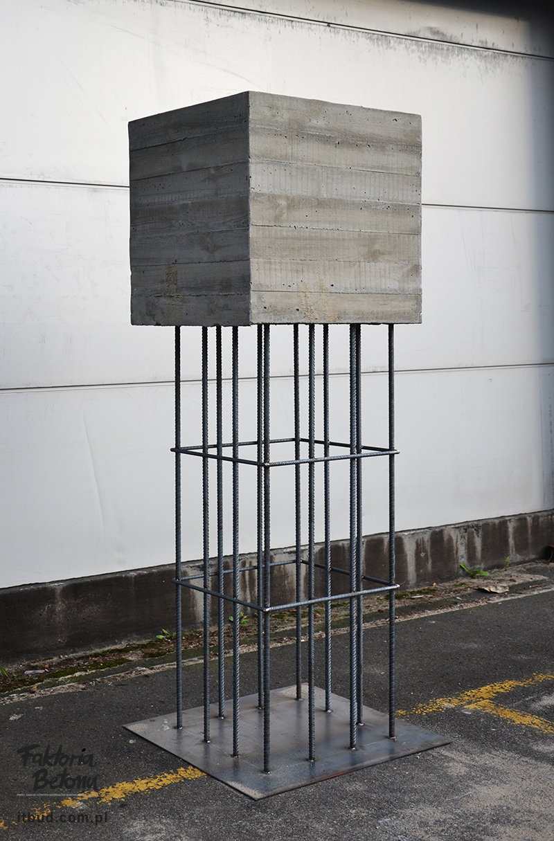 Faktoria Betonu qubik