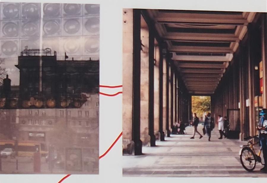 Architektura miasta Warszawa