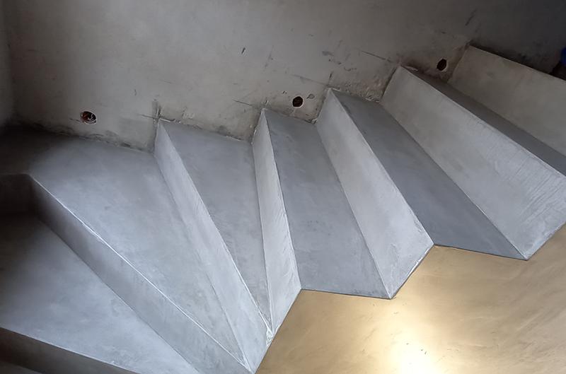 Just Concretes - posadzki i ściany