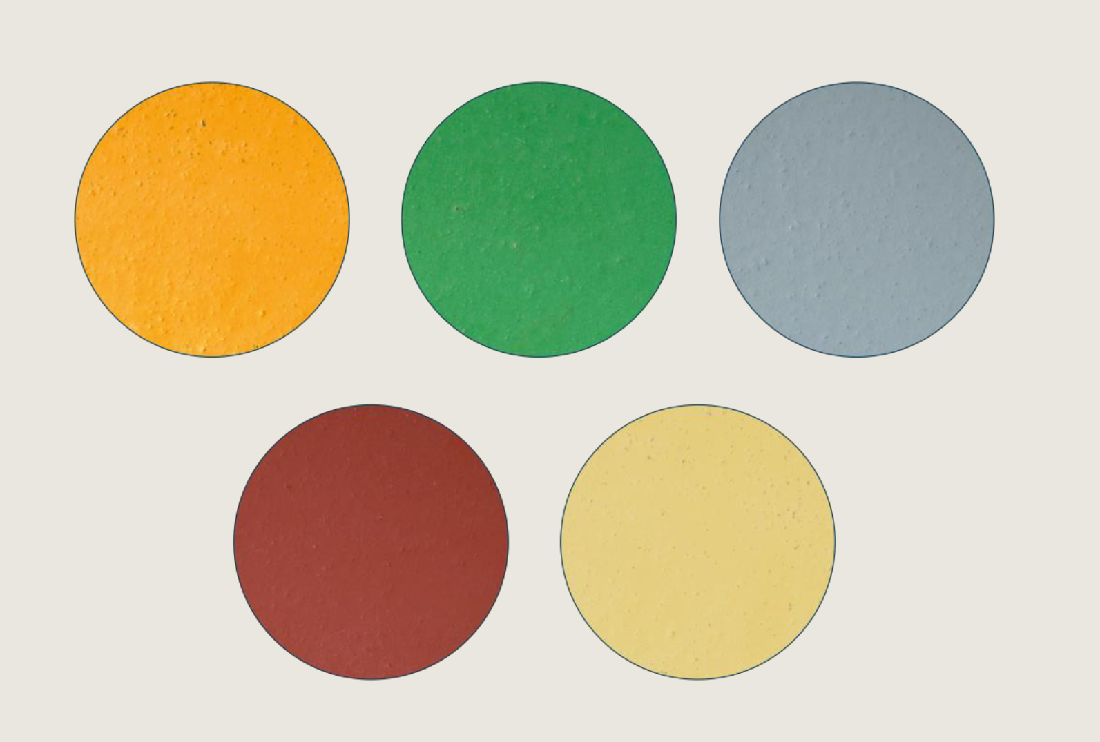 Kolory posadzki poliureatnowo-cementowej