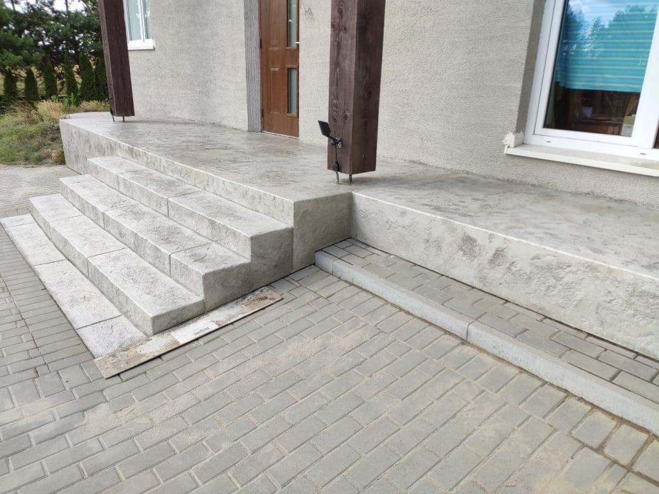 Beton Stemplowany Cimoch